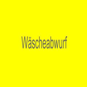 Waescheabwurf